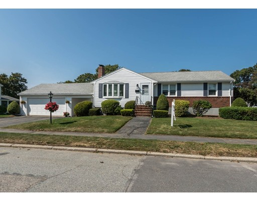 Picture 9 of 66 Leitha Dr  Waltham Ma 4 Bedroom Single Family