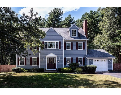 Single Family Home for Sale at 10 Castlewood Drive Chelmsford, Massachusetts 01863 United States