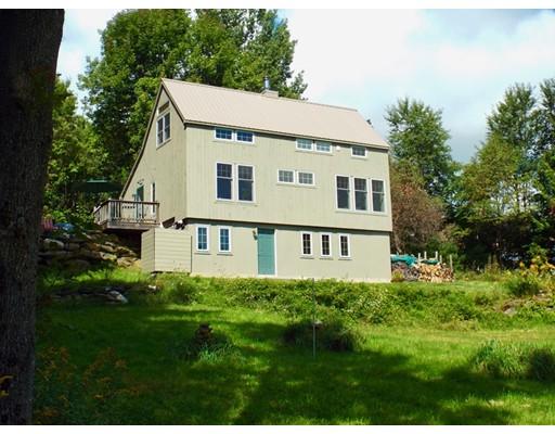 Casa Unifamiliar por un Venta en 84 Burrington Road Heath, Massachusetts 01346 Estados Unidos