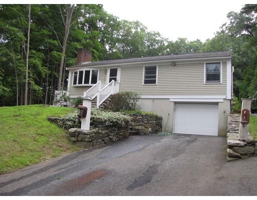 独户住宅 为 出租 在 543 Bigleow Street #1 543 Bigleow Street #1 Marlborough, 马萨诸塞州 01752 美国