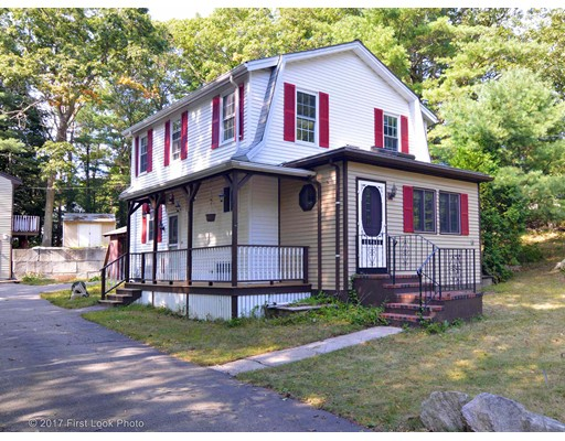 Single Family Home for Sale at 84 Spring Street Foxboro, Massachusetts 02035 United States