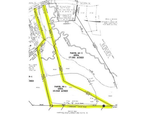 土地 为 销售 在 3 Valley Road Southampton, 马萨诸塞州 01073 美国