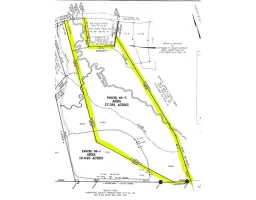 土地 为 销售 在 4 Valley Road Southampton, 马萨诸塞州 01073 美国