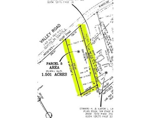 土地 为 销售 在 5 Valley Road Southampton, 马萨诸塞州 01073 美国