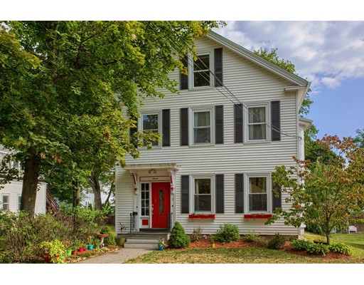 多户住宅 为 销售 在 7 West Street 斯特伯鲁, 马萨诸塞州 01581 美国