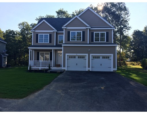 Casa Unifamiliar por un Venta en 54 Jordan Road 54 Jordan Road Holden, Massachusetts 01520 Estados Unidos