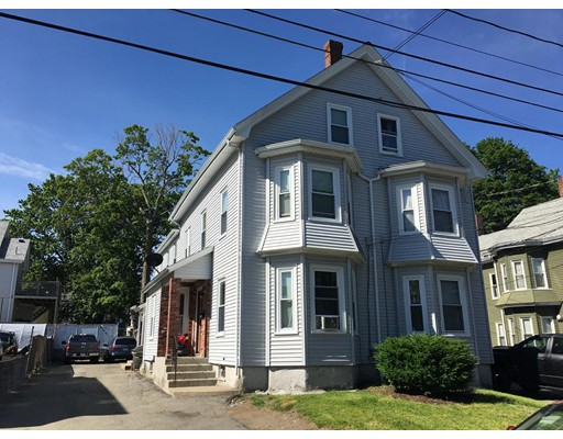 Multi-Family Home for Sale at 81 Cushing Street Waltham, Massachusetts 02453 United States