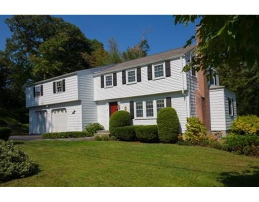 Single Family Home for Sale at 15 Spruce Hill Burlington, Massachusetts 01803 United States