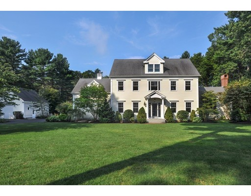Single Family Home for Sale at 36 Gardner Road Duxbury, 02332 United States