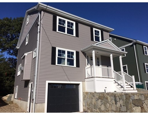 Single Family Home for Sale at 74 HIBISCUS AVENUE Waltham, Massachusetts 02451 United States