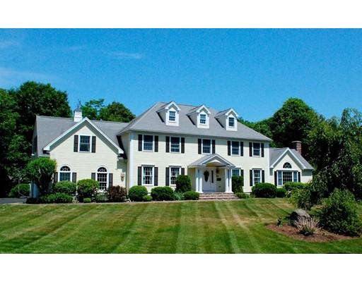 Single Family Home for Sale at 75 Laurel Street Duxbury, Massachusetts 02332 United States