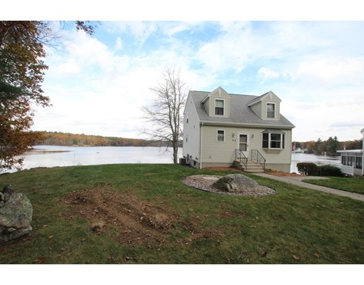 Single Family Home for Sale at 54 Lake Drive 54 Lake Drive Leicester, Massachusetts 01524 United States