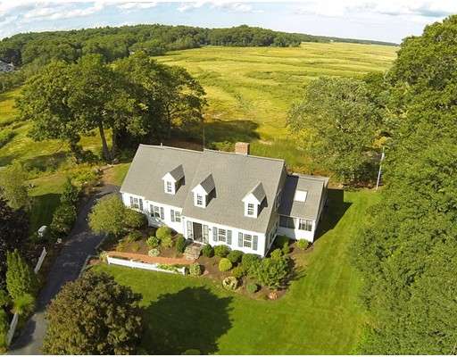Single Family Home for Sale at 38 Back River Way Duxbury, Massachusetts 02332 United States
