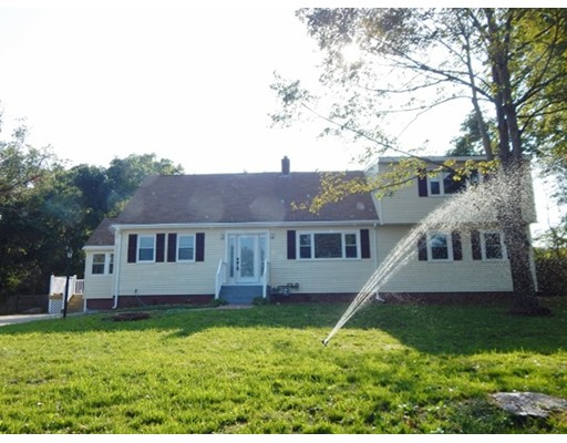 Single Family Home for Sale at 324 Page Street 324 Page Street Avon, Massachusetts 02322 United States