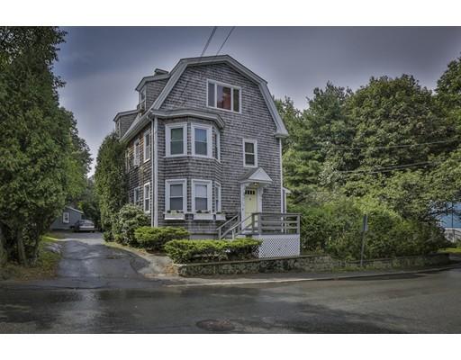 Condominium for Sale at 28 Village Street Marblehead, Massachusetts 01945 United States
