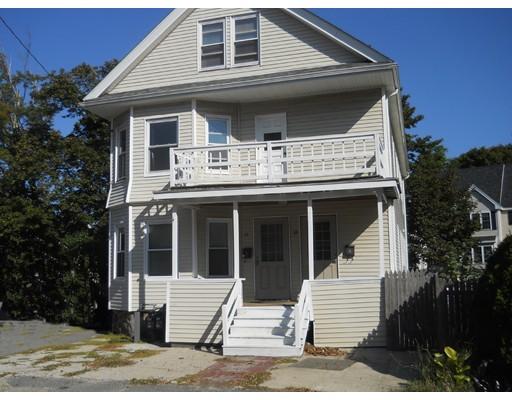 Casa Unifamiliar por un Alquiler en 16 Saunders Street 16 Saunders Street North Andover, Massachusetts 01845 Estados Unidos