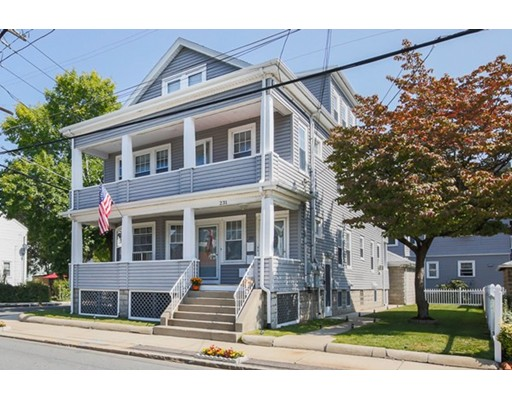 Multi-Family Home for Sale at 231 Spring Street Medford, Massachusetts 02155 United States