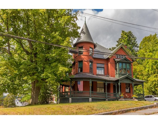 Single Family Home for Sale at 30 Prospect Street 30 Prospect Street Fitchburg, Massachusetts 01420 United States