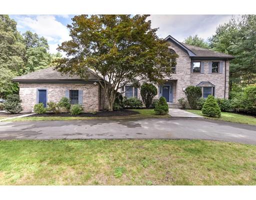 Частный односемейный дом для того Продажа на 68 PHEASANT LANDING Needham, Массачусетс 02492 Соединенные Штаты