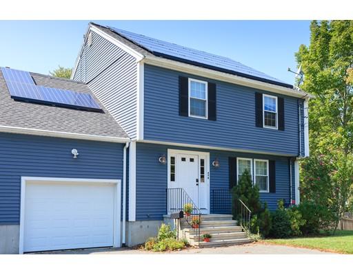 Частный односемейный дом для того Продажа на 49 Nursery Street 49 Nursery Street Whitman, Массачусетс 02382 Соединенные Штаты