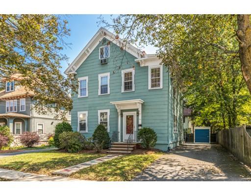 Multi-Family Home for Sale at 53 Oakland Street Medford, Massachusetts 02155 United States