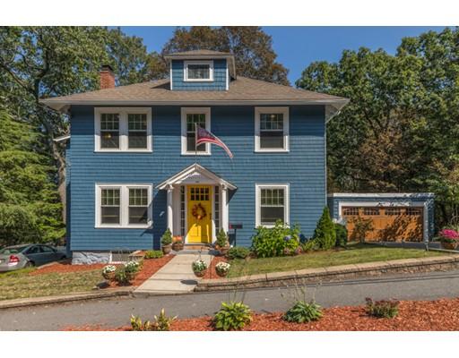 Casa Multifamiliar por un Venta en 44 Oakland Avenue Arlington, Massachusetts 02476 Estados Unidos