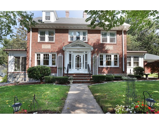 Einfamilienhaus für Verkauf beim 31 Houston Street Boston, Massachusetts 02132 Vereinigte Staaten