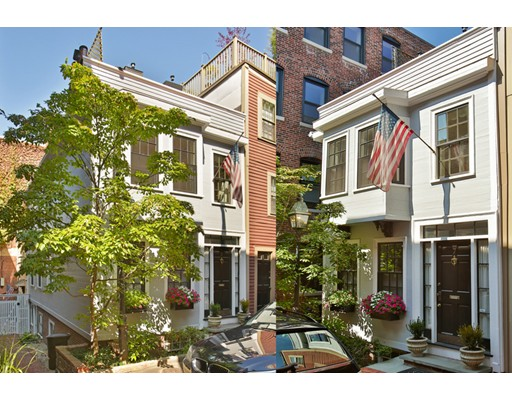 Single Family Home for Sale at 7 Smith Court Boston, Massachusetts 02114 United States