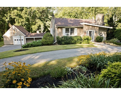 Single Family Home for Sale at 190 Holmes Street Hanson, Massachusetts 02341 United States