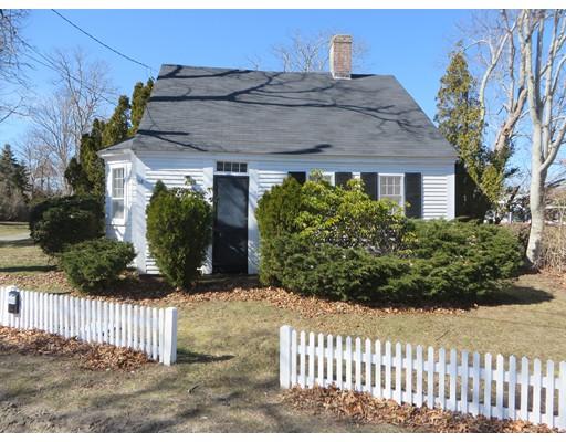 Maison unifamiliale pour l Vente à 58 Bank Street 58 Bank Street Harwich, Massachusetts 02646 États-Unis