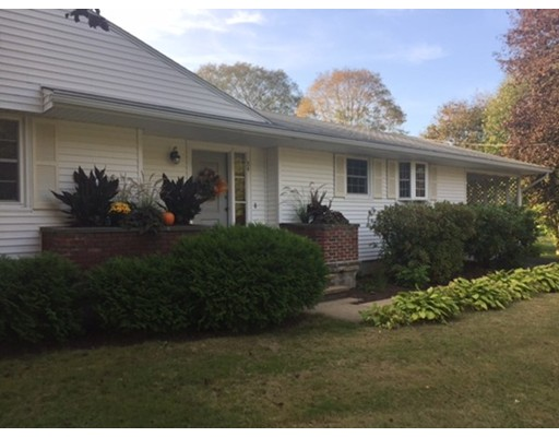 Single Family Home for Sale at 54 Mill Road Dudley, Massachusetts 01570 United States