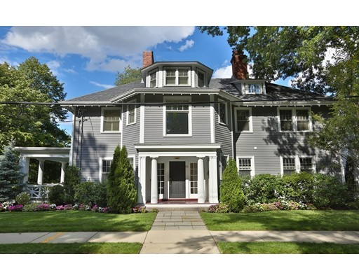 Single Family Home for Sale at 61 Clark Road 61 Clark Road Brookline, Massachusetts 02445 United States