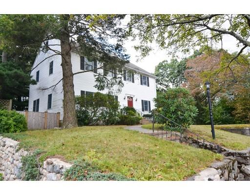 Casa Unifamiliar por un Venta en 36 College Avenue Arlington, Massachusetts 02474 Estados Unidos