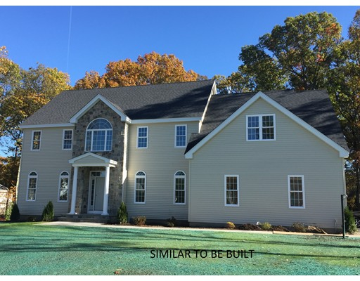 Single Family Home for Sale at 43 Old Cart Path 43 Old Cart Path Holliston, Massachusetts 01746 United States
