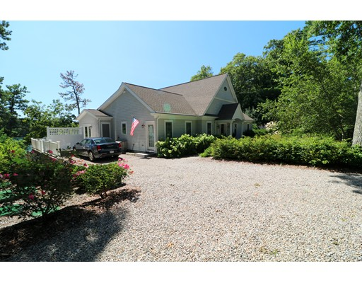 Single Family Home for Sale at 44 Stowe Road 44 Stowe Road Sandwich, Massachusetts 02563 United States