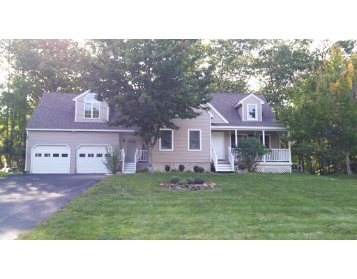 Maison unifamiliale pour l Vente à 81 Hapgood Road Winchendon, Massachusetts 01475 États-Unis