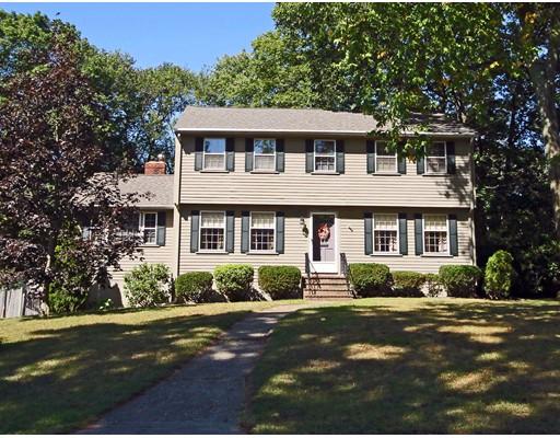 Частный односемейный дом для того Продажа на 148 Old Country Way 148 Old Country Way Braintree, Массачусетс 02184 Соединенные Штаты