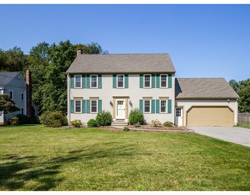 Single Family Home for Sale at 183 Woodland Road Southborough, Massachusetts 01772 United States