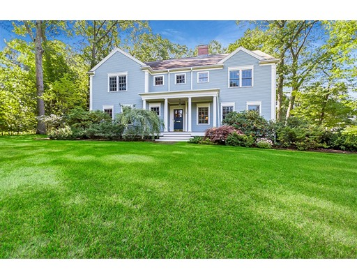 Single Family Home for Sale at 73 Forest Street Wellesley, Massachusetts 02481 United States