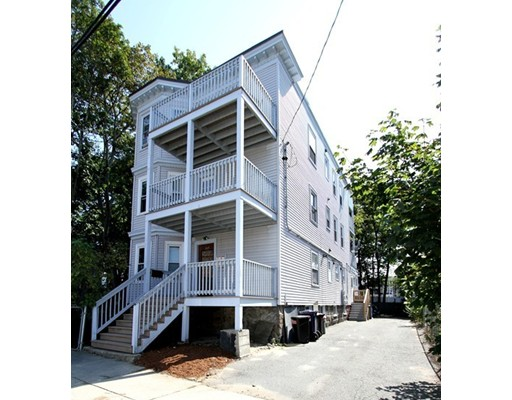 Multi-Family Home for Sale at 117 Msgr Patrick J Lydon Way Boston, Massachusetts 02124 United States
