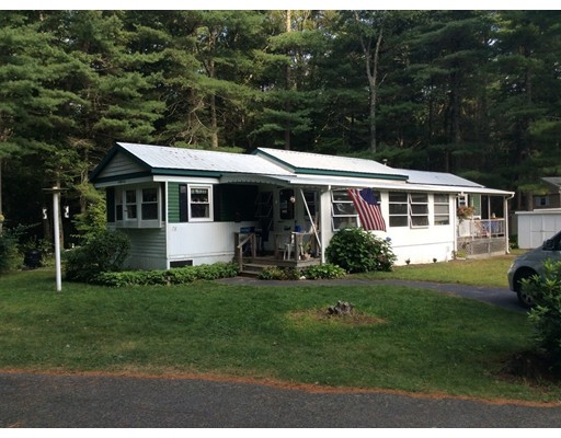 Single Family Home for Sale at 78 Maplewood Drive Halifax, Massachusetts 02338 United States