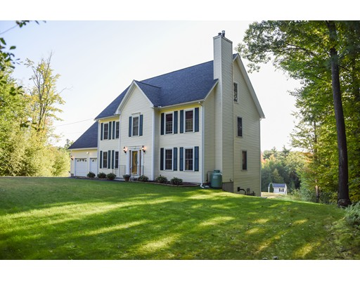 Single Family Home for Sale at 38 Smithville Road 38 Smithville Road New Ipswich, New Hampshire 03071 United States