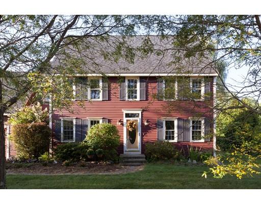 Single Family Home for Sale at 5 Elliot Trail Grafton, Massachusetts 01519 United States