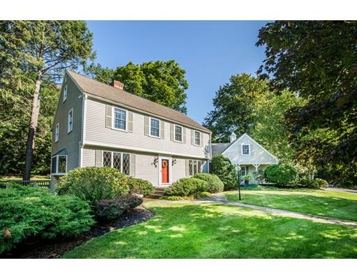 独户住宅 为 销售 在 2 Surrey Lane 2 Surrey Lane 丹佛市, 马萨诸塞州 01923 美国