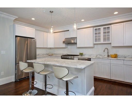 Single Family Home for Sale at 100 Russell Street Boston, Massachusetts 02129 United States