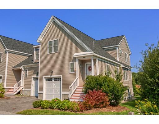 共管式独立产权公寓 为 销售 在 44 Longview Circle Ayer, 01432 美国