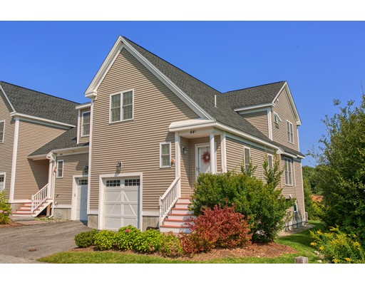 Condominium for Sale at 44 Longview Circle Ayer, Massachusetts 01432 United States