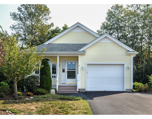 Single Family Home for Sale at 9 Rodeo Drive East Bridgewater, Massachusetts 02333 United States