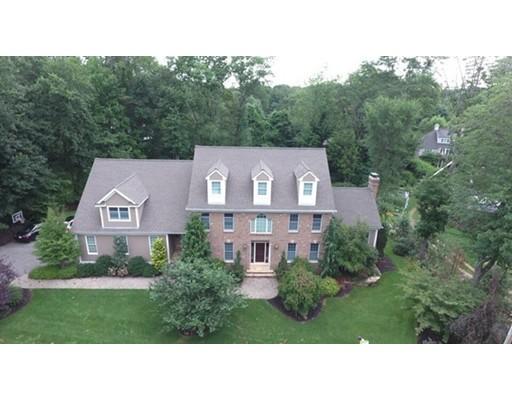 Maison unifamiliale pour l Vente à 38 Aylesbury Road 38 Aylesbury Road Worcester, Massachusetts 01609 États-Unis