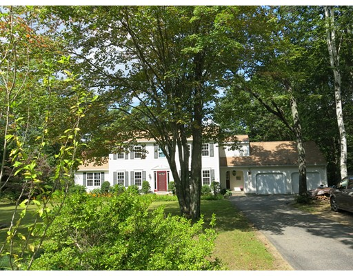 Single Family Home for Sale at 53 Dogwood Road N Hubbardston, Massachusetts 01452 United States